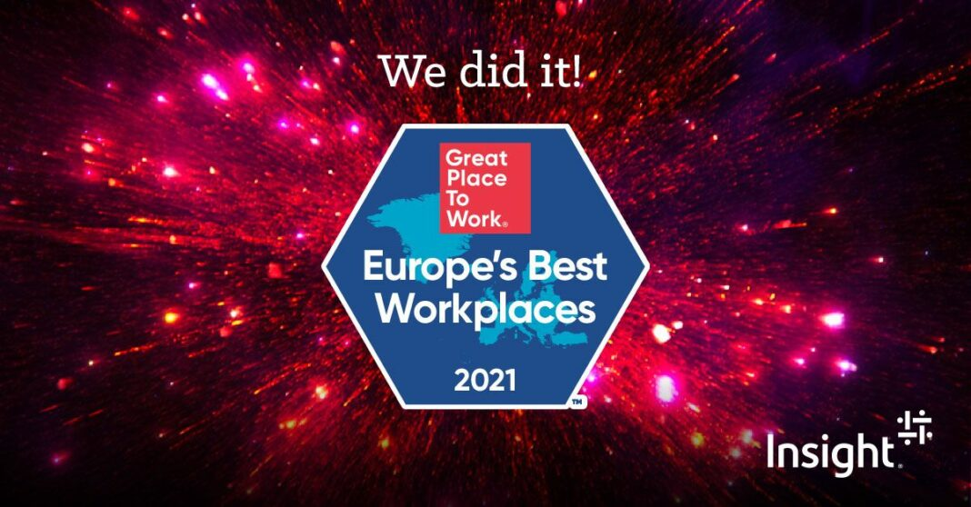 Foto de Great Place to Work® 2021